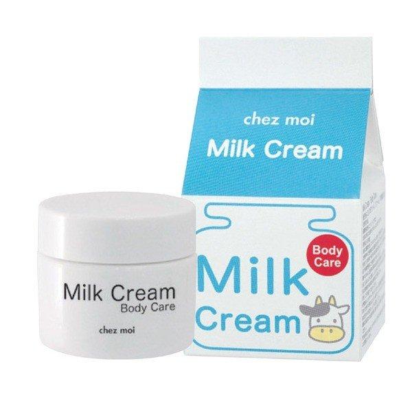 お肌の乾燥やくすみも美肌に!MilkCreamのご紹介♪