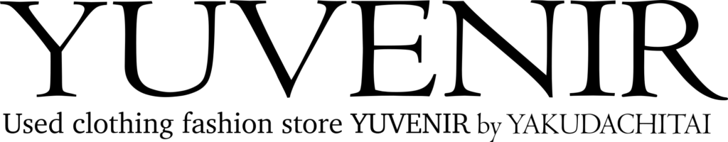 Used clothing fashion YUVENIR