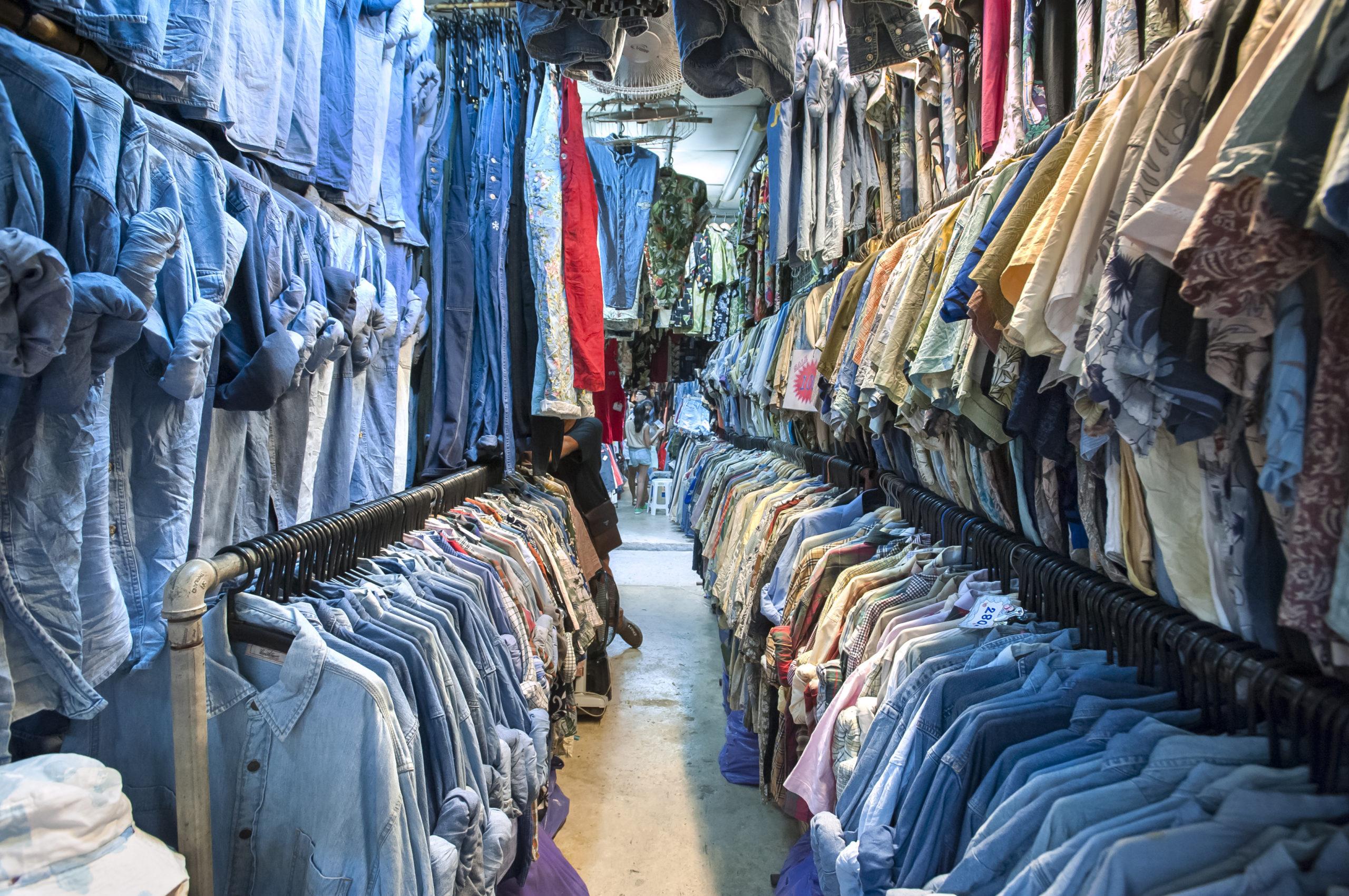 【古着の仕入れルート5選】種類別の仕入れ手段と特徴を解説します